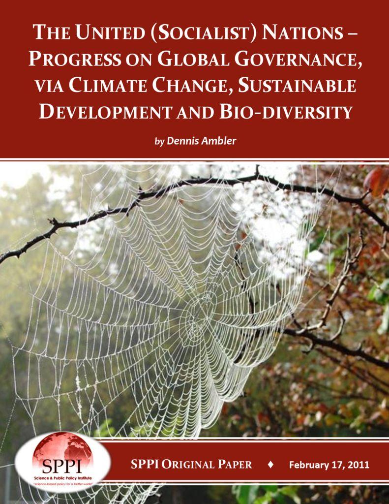 thumbnail of Ambler-UN-Governance-Climate-Change