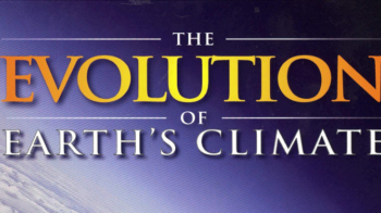 The Evolution of the Earth's Climate
